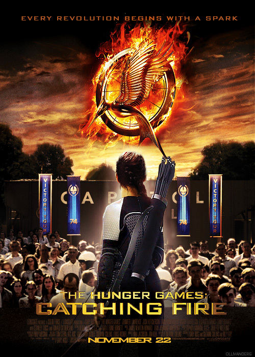 ShowbizNest: The Hunger Games: Catching Fire Official Movie Trailer