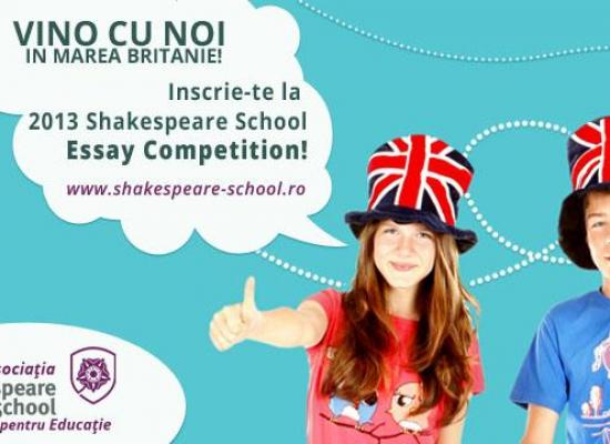 shakespeare school essay competition 2011 blog