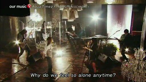 scandal alones cover aqua timez - review full album downlad mp3