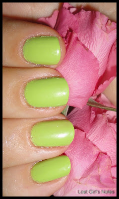 maybelline outloud lime swatches and review