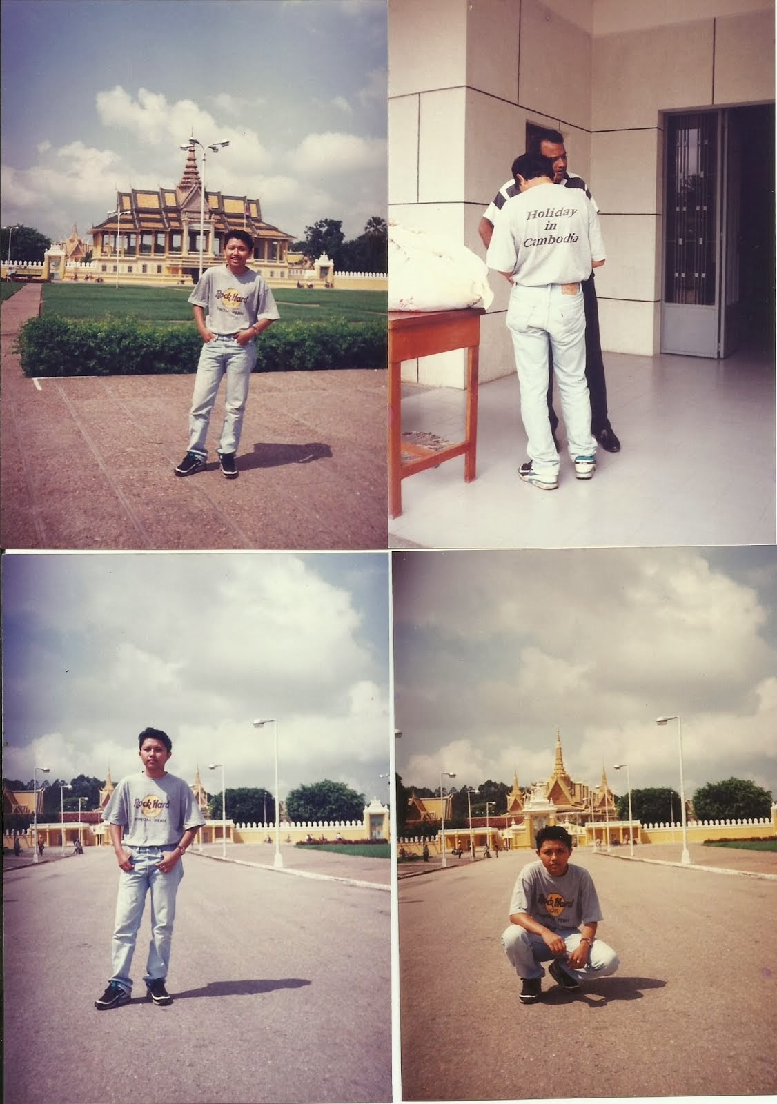 Phnom Penh, 1993
