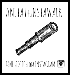 #neta14InstaWalk
