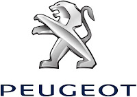 The Peugeot car brand