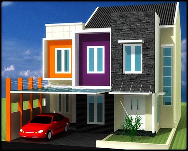 Contoh Desain Rumah Minimalis  cmsfc.com