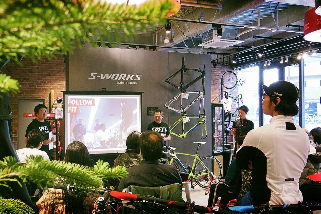 バイクフィットに関するご質問にお答えするイベント、公開ボディージオメトリーフィット@ラビットストリート江坂店は3月15日(土)14時から開催します。