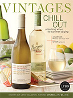 LCBO Wine Picks from July 25, 2015 VINTAGES Release