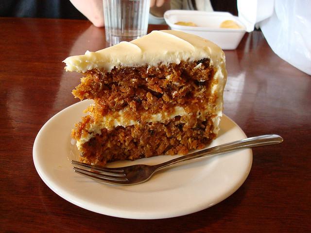 Recette Carrot Cake Americain