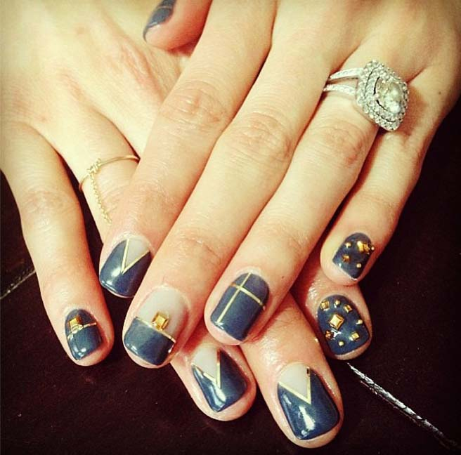 Top 20 Studded Nail Designs You Should Have Womens Lifestyle