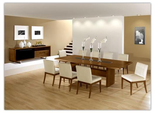 ruang makan yang elegant
