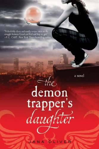 The Demon Trapper's Daughter Cover