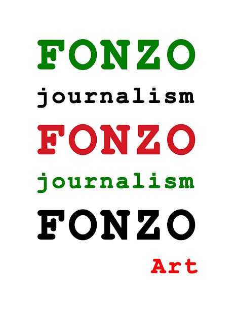 """Fonzo Journalism"""