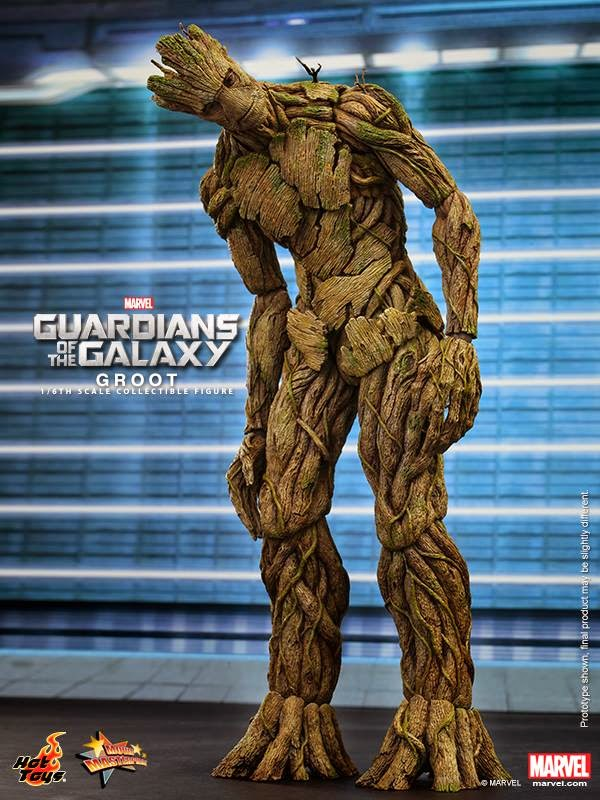 Action Figure Hot Toys Groot