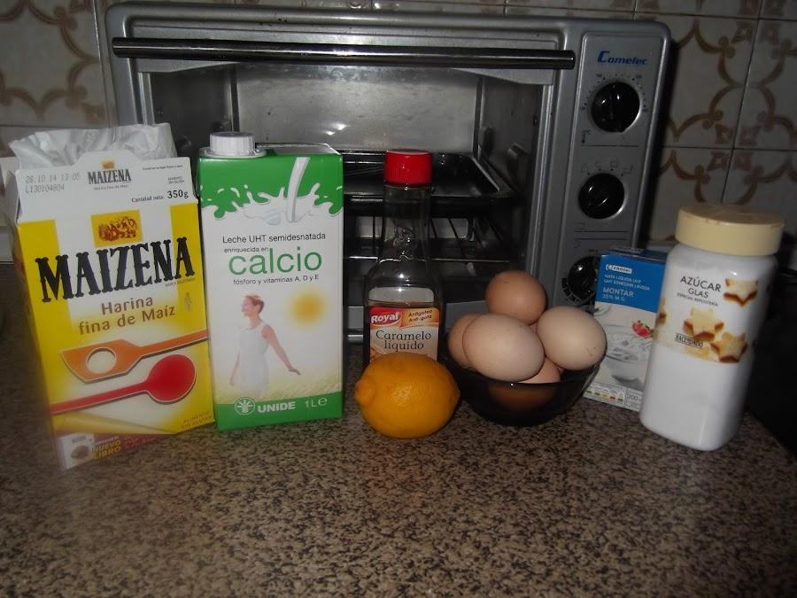 Una receta fácil para hacer crema de caramelo