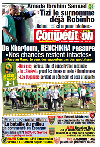 presse algerie sport