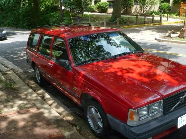 daily turismo 5k grandma had a turbo 1988 volvo 745ti. Black Bedroom Furniture Sets. Home Design Ideas