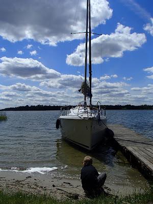 Mazury, rejs, żaglówka, żeglarstwo