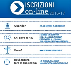scuola - iscrizioni on-line