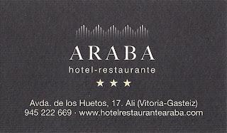 Restaurante Araba - Logo