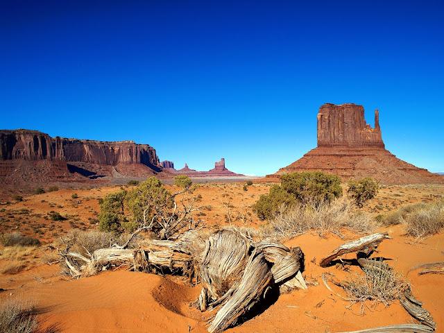 Paisaje de Monumento Valley 1600x1200