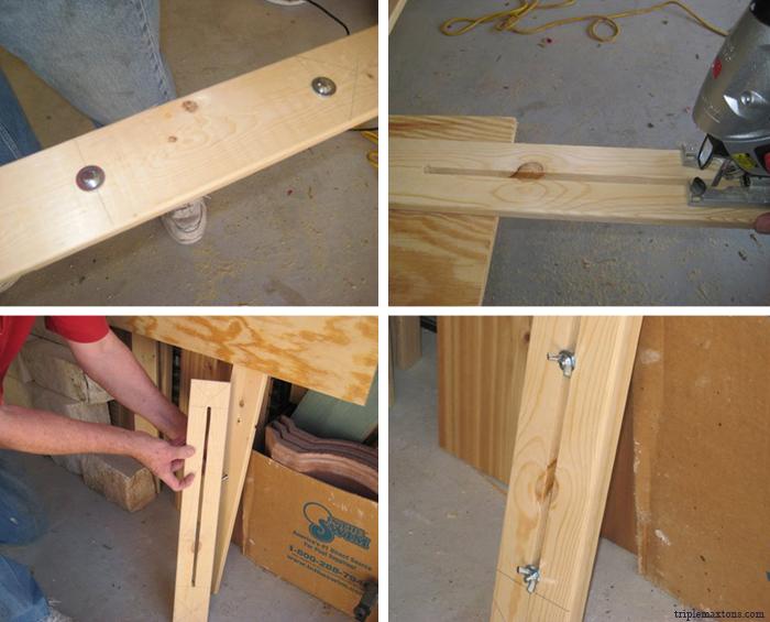 DIY UPHOLSTERED HEADBOARD TUTORIAL & REVEAL! - Triple Max Tons