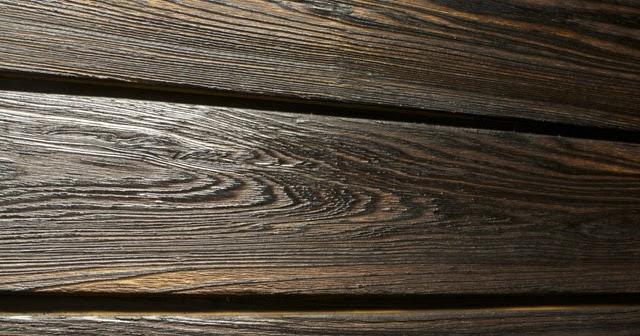 Architectoid Charred Wood Siding