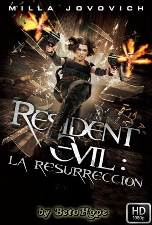 Resident Evil 4: La Resurreccion [1080p] [Latino-Ingles] [MEGA]