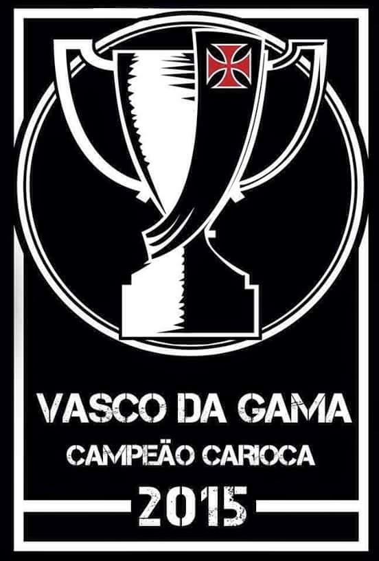 O título enfim chegou! Vasco campeão Carioca