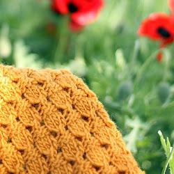 Acorn Doll Blanket