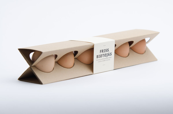 40 Brilliant Egg Packaging Design Ideas - Jayce-o-Yesta