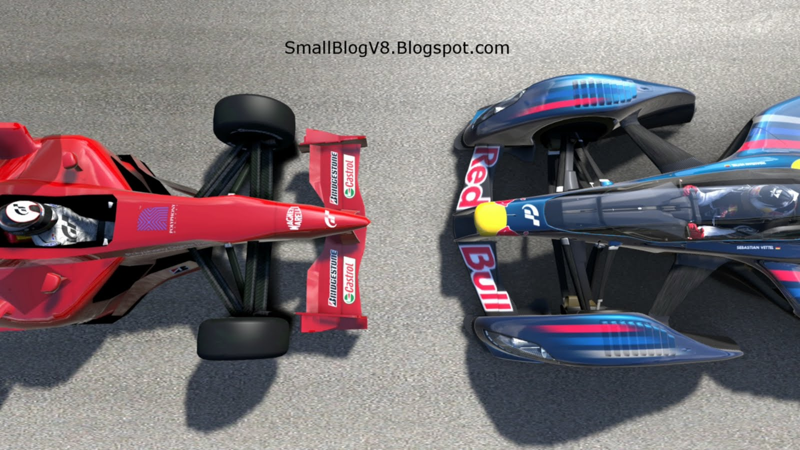 Racing drivers donu0027t appear to be into eye contact much. & Small Blog V8: F1 versus X1 - Whatu0027s The Difference?