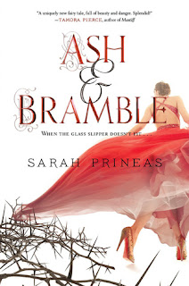 Ash & Bramble book cover