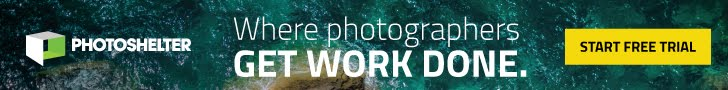 Start your 14 day free PhotoShelter trial.