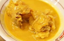 Resep Masakan Gulai Kikil Sapi Bumbu Kuning