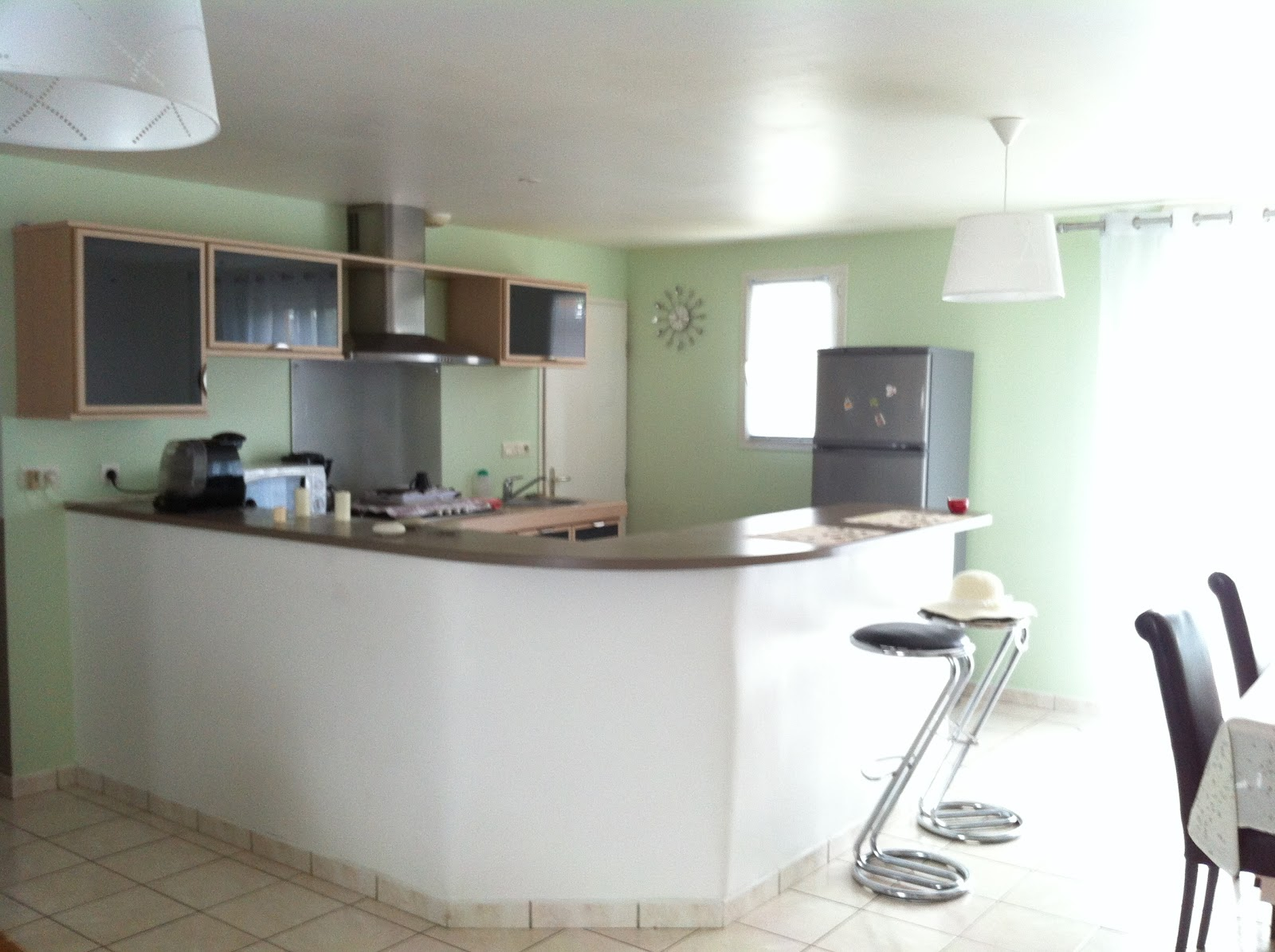 Aci deco realisations for Cuisine home staging