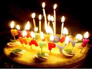 عيد ميلاد سعيد - كل سنة وانتا طيب Happy birthday cake