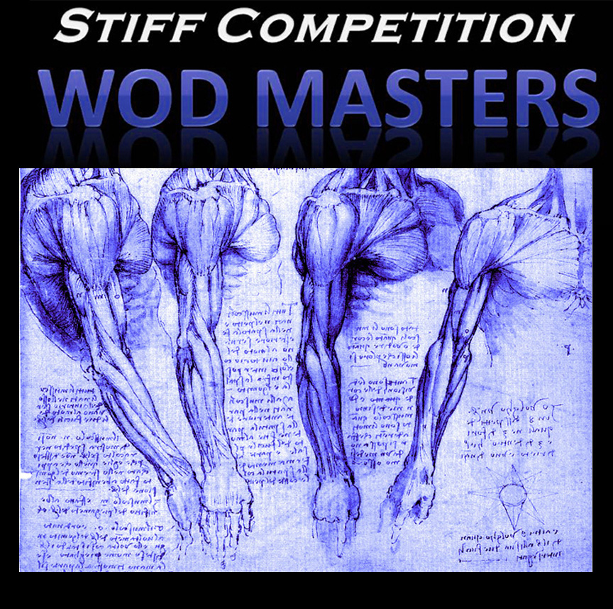 Support WODMasters.  Shop Stiff Competition at www.cafepress.com/wodmasters