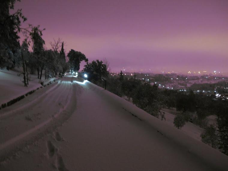Neve a Firenze 2011