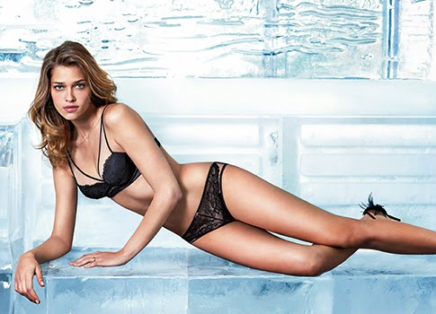 Intimissimi Winter 2014 Campaign