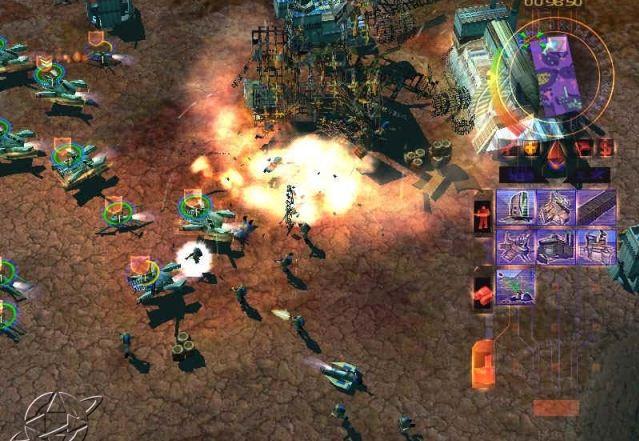 Emperor Battle For Dune Screenshots 2