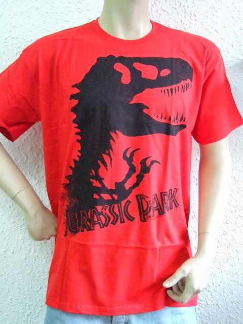Camiseta Parque Jurásico Tiranosaurio Rex