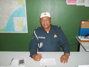 Tenente Carvalho, Chefe da Secretaria