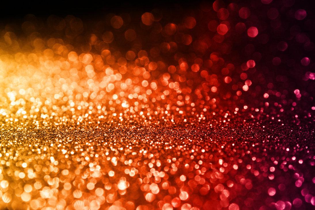 Glitter Textures For Photoshop  - Glitter Bokeh