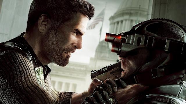 Splinter Cell Game HD Wallpaper