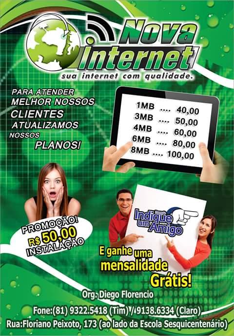 nova internet