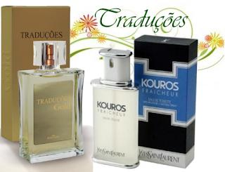 Essência do Perfume Kouros Freicheur | Traduções Gold nº 2 Masculino