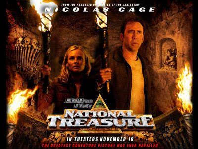 Hollywood Movie Wallpapers Download Free Desktop Wallpaper National Treasure
