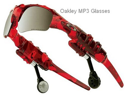 kacamata mp3 player oakley