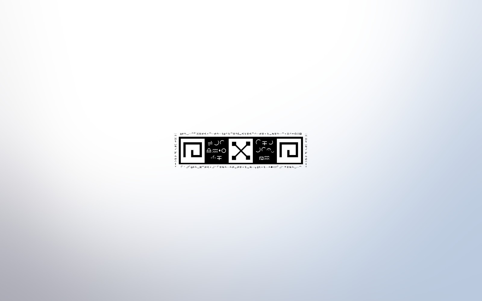 Hình nền đẹp cho máy tính mang phong cách đơn giản