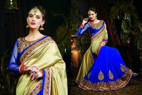 Indian Bridal Lehenga 2015 Collection