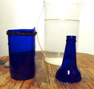 Cutting Bottles Without A Glass Cutter Homemade Sin